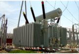 230kv Kema Tested Three Phase Oil Immersed Power Transformer