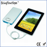 20000mAh Tablet Power Bank with 2 LED Torchs (XH-PB-097)