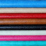Fashion and Elegant Stone Grain PU Material Handbag Leather