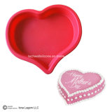Heart Shape Silicone Pans