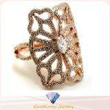 Fashion Jewelry Hot Antique Style 925 Sterling Silver Jewelry Ring (R9981-1)