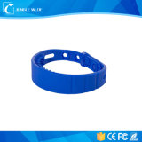 Top Quality 3m Reading Distance RFID Silicone Wristband Bracelet