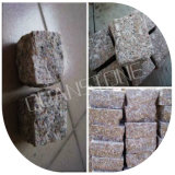 Pink Granite Stone Pavers for Garden Decoration