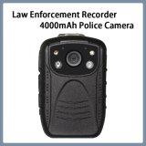 Law Enforcement Recorder, 4000mAh Police Camera, Night-Vision Camera Body Wireless Camera