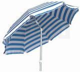 Logo Printed Advertising Windproof Beach Umbrella