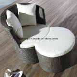 Hotel Furniture Livingroom Rattan Sofa modern Sofa Bed (YT459)