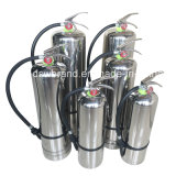 Ater Stainless Steel Fire Extinguisher