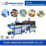 Disposable Food Packages Making Machine (HFTF-2023BOPS)