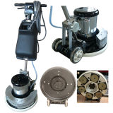 Single Phase Floor Cleaning Buffing Machine with Aluminium Handle