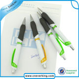 Office Supply Rubber Grip Promotional Custom Logo Ball Pens