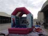 2016 Commercial Frozen Mini Inflatable Bouncy House for Rent