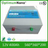 Solar Energy Storage Lithium Battery 12V 400ah