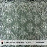 Bridal Eyelash Voile Lace Fabric (M2182)