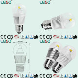 G45 LED Bulb with Milky Cover Transparent Cover