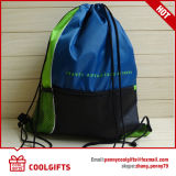 2016 New 210d Polyester Customized Drawstring Bag for Promotion Gift