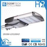 IP66 120W LED Street Light with Photocell and SPD