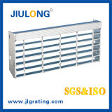 Ningbo Jiulong Steel Grating Stair Tread with Galvanization Finish