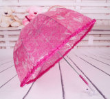 Cheapest Promotional Customized Mini Lace Umbrella