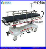 Hydraulic Pump Automatic Shrinker Hospital Stretcher