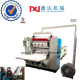 High Production Embossed Folder Facial Tissue Processing Machine Equipment