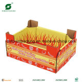 Fruit Vegetable Corrugated Paper Box