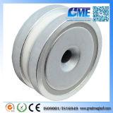 N40 D41.91X8.89mm High Quality Countersink Neodymium Pot Magnet