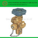 Freon Gas Cylinder Valve (QF-13C)