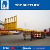 Titan Vehicle- 20foot 40FT Shipping Container Flatbed Semi Trailer