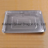Foil Trays BBQ Aluminum Roasting Disposable Takeaway Container (AC15008)