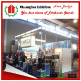 6X6m Tension Fabric Aluminium Exhibition Stand Booth