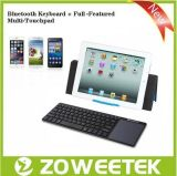 Zoweetek-Wireless Ultra-Slim Bluetooth 3.0 Keyboard with Mousepad for Tablet PC