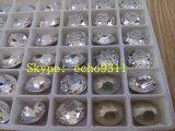 Rhienstone Oval Shape for Jewelry Decoration (DZ-3002)