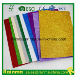 Wholesale Adhesive Scrapbook Glitter Paper, Glitter Cardstock Paper