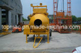 Jzr500 Concrete Mixer with Hydraulic Type Diesel Engine