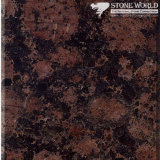 Polished Baltic Brown Granite for Countertops & Vanities (MT037)
