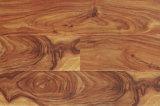 Household 12.3mm E0 HDF AC3 U Groove Laminate Floor