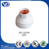 E27 Plastic Lamp Holder for Ceiling Rose Vd-227W