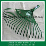 Rake Head Garden Tool Steel Grass Rake