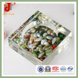 Colored Crystal Decorative Modern Ashtray (JD-CA-211)