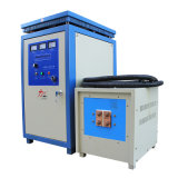 IGBT Technology Super Audio Frequency Steel Rods Induction Heating Forging Machine