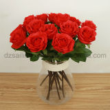 Wholesale Cheap Single Rose Artificial Flower (SY-44)