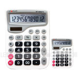 """12 Digits Dual Power """"Twin-Set"""" Calculator with 2 Optional Size (LC271 & LC272)"""