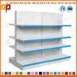 Heavy Duty Pegboard Double Side Supermarket Store Shelving Unit (Zhs345)