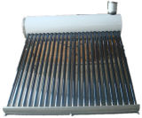 Stainless Steel High Pressure Solar Water Heater