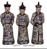 Antique Furniture Chinese Ceramic Statue