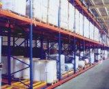 Warehouse Push Back Pallet Shelving Rack