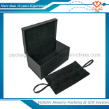 Wholesale Black Color Wood Gift Box for Jewelry or Gift