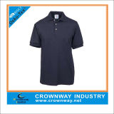 Great Black Classical Comfortable Polo Shirt for Men