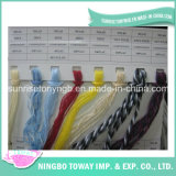 20s/4 Top Quality Craft Dyed Weaving Knitting Acrylic Yarn
