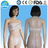 Disposable Bra and Thongs, Hair - Band/Disposable Bra/SPA